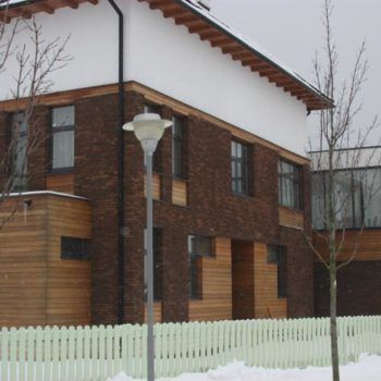 Современный дом под ключ площадью 780 м2 (фото - 2)