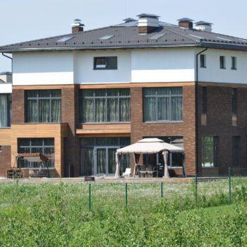 Современный дом под ключ площадью 780 м2 (фото - 1)