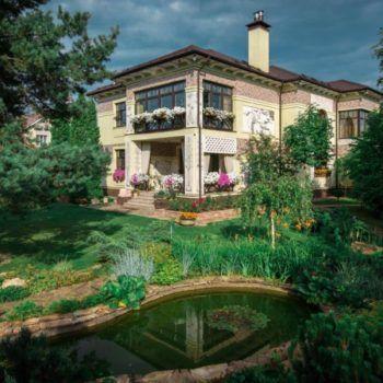 Дом с бассейном под ключ (фото - 1)