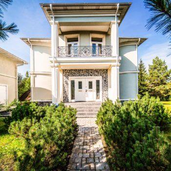 Дом в современной классике (фото - 1)