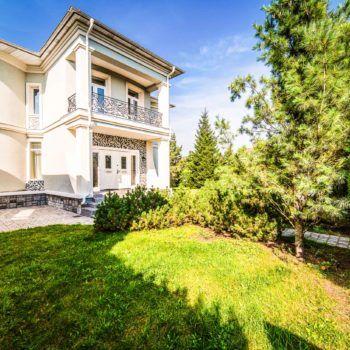 Дом в современной классике (фото - 3)