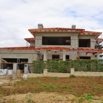 Дом под отделку по проекту Санторини в поселке Ренессанс Парк (фото - 3)