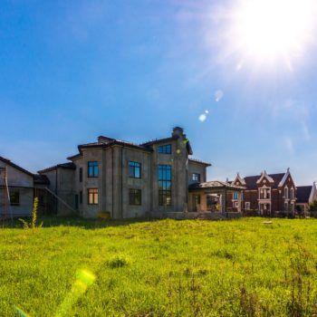 Дом под отделку по проекту 'Кварта ИП' в поселке Монтевиль (фото - 3)