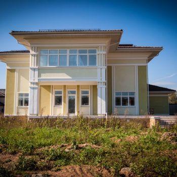 Продажа дома под ключ по проекту 'Палермо' в поселке Монтевиль (фото - 2)