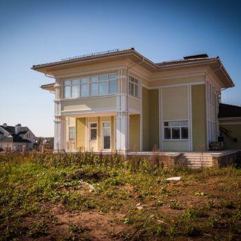 Продажа дома под ключ по проекту 'Палермо' в поселке Монтевиль (фото - 1)