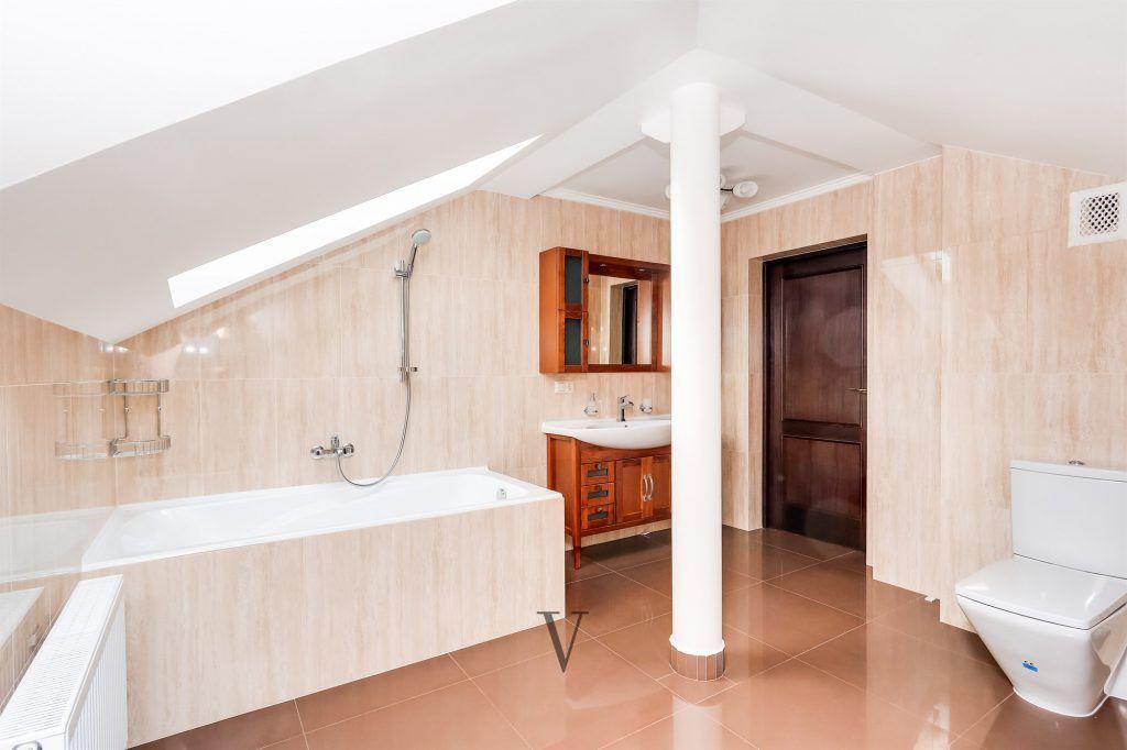 Дом под ключ по проекту «Босфор» в поселке Миллениум парк площадью 429,54 м2 (фото - 22)