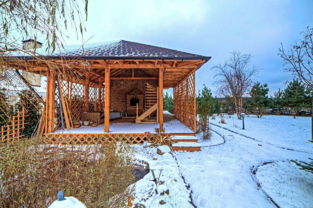 Дом под ключ по проекту 'Босфор' в поселке Миллениум парк (фото - 7)