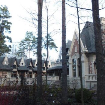 Дом под ключ в поселке Довиль (фото - 2)