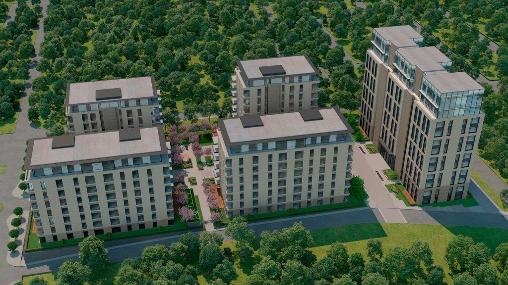 Квартира 84 кв.м. 1 этаж, Мосфильмовская (фото - 4)