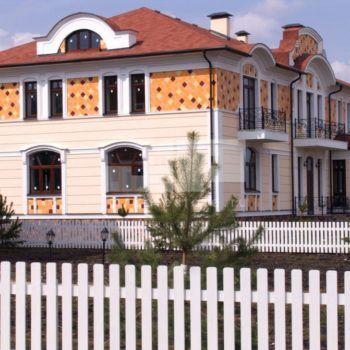 Дом под отделку Онегино площадью 705,74 м2 (фото - 1)