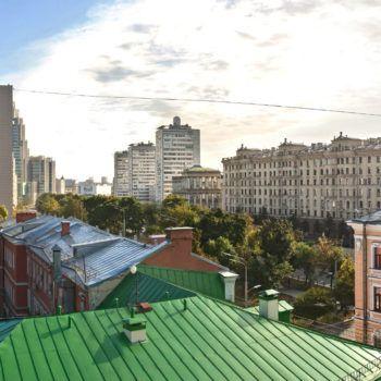 Апартаменты № 8, 109 кв.м. 3 этаж в ЖК Fairmont (фото - 1)
