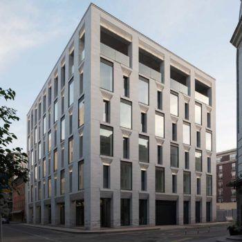 Апартаменты 145 кв.м. 3 этаж в ЖК Nabokov (фото - 1)