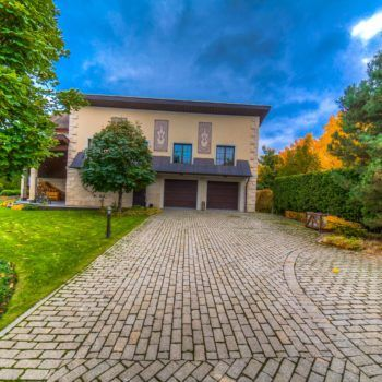 Резиденция в классическом стиле в КП «Резиденции Бенилюкс» (фото - 2)
