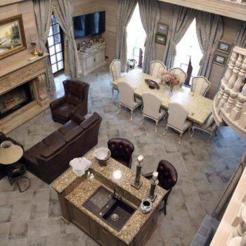 Резиденция под ключ с мебелью в КП «Резиденции Бенилюкс» (фото - 3)
